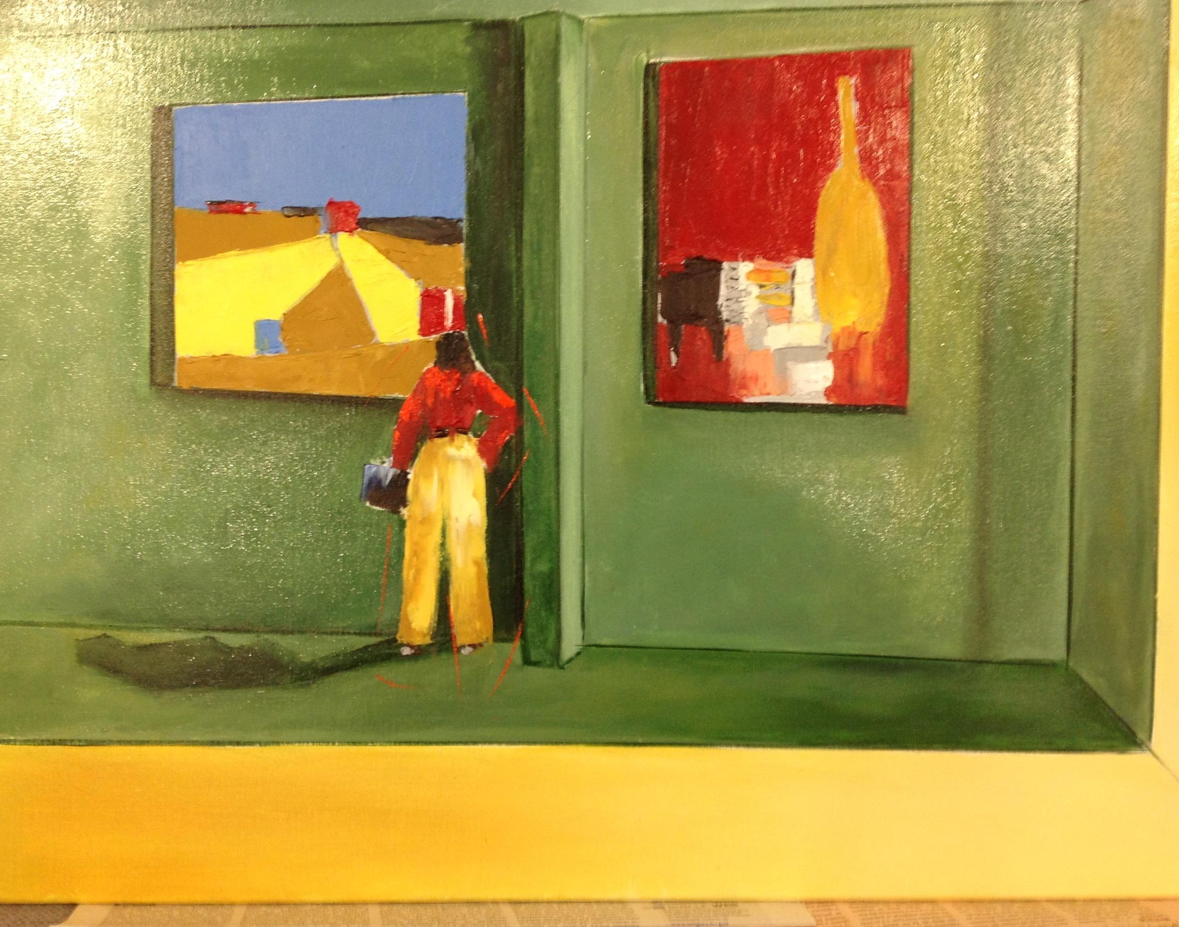 Hopper versus Staël
