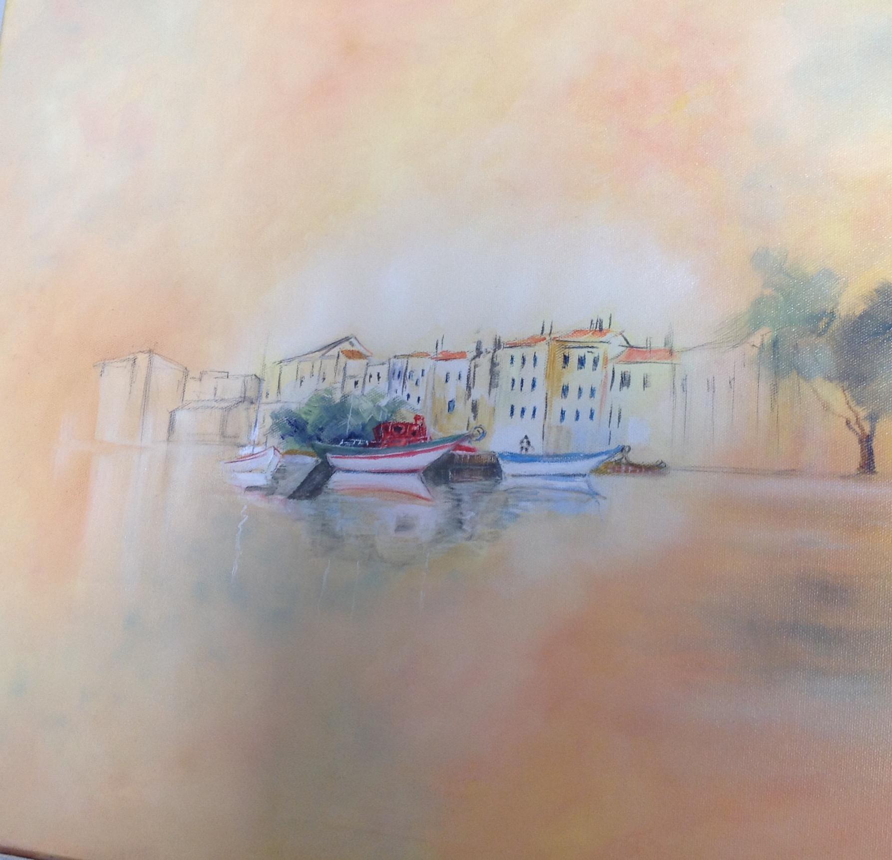 Façon aquarelle
